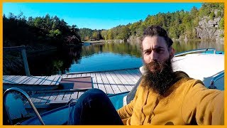 DAY IN THE LIFE: CABIN EDITION | SWEET NATURAL LIVING IN NORWAY