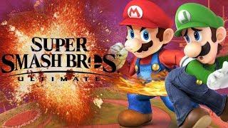 🔴I haven't played since 1999...lol jk// Super Smash Bros Ultimate Nintendo Switch🔴