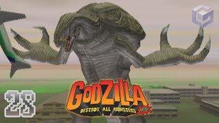 "Part 28 ""Survival: Orga"" - Godzilla: Destroy All Monsters Melee [GCN]"