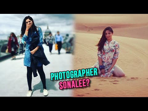 Sonalee Kulkarni's Photography Skills | Awesome Pictures Clicked By Her During Dubai & Europe Tour