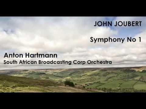 John Joubert: Symphony No 1 [Hartmann-SABC Orch]