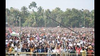 PM Shri Narendra Modi addresses public meeting in Thakurnagar West Bengal