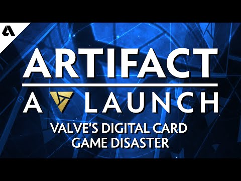 Artifact: A Launch - The Story Of Valve's Digital Card Game