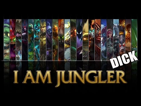 Top 5 Total Dick Champions - Jungle Edition