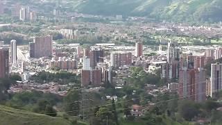 Desde Las Montañas De Sabaneta Antioquia