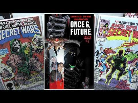 Jim Comics Top Picks For NCBD Aug 14, 2019