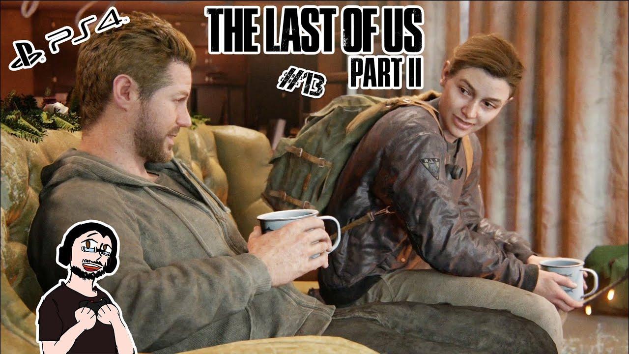 [FR] THE LAST OF US Part 2 Territoire hostile / Visite hivernale / La forêt Gameplay #13