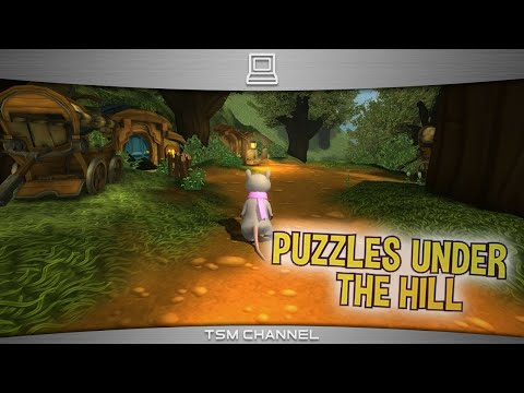 Puzzles Under The Hill : A Fun Jigsaw Puzzle Game (part 1) |