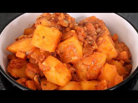 ragoût-de-pommes-de-terre-/-recette-rapide-et-végétarienne