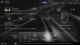 Gran Turismo Sport | Season 4 Round 1 FIA Nations Cup | Manufacturer Series 2017 | Game Pad Only