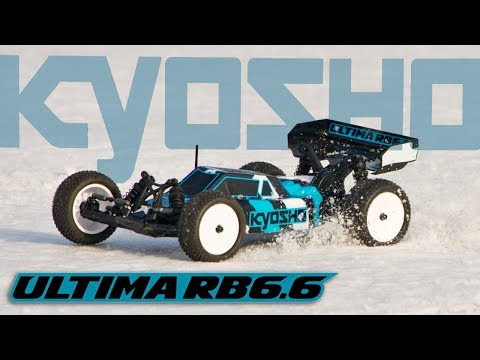 Kyosho Ultima RB6.6 Readyset - Tested.com Review