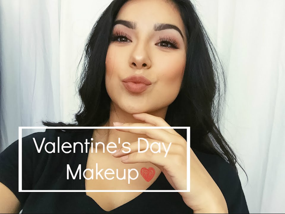 89cfbfd034c Cool Toned Valentine's Day Makeup! | Faye Claire - YouTube