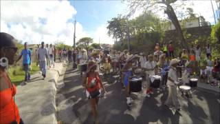 Parade du sud 2015 Reines + Défoulman + Kaval + Pli Douvan + Kraché difé