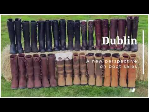 Equestrian Business | Dublin Country Boot Range Launch It