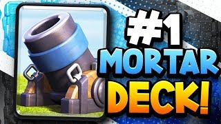 MORTAR PRO GOES for #1 GLOBAL LIVE | NEW META DECK!
