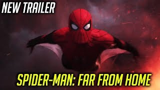 Spider-Man: Far From Home Trailer Reaction