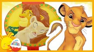 Histoire Polly Pocket Disney: Le Roi Lion! Simba Nala Pumba sur Touni Toys Titounis