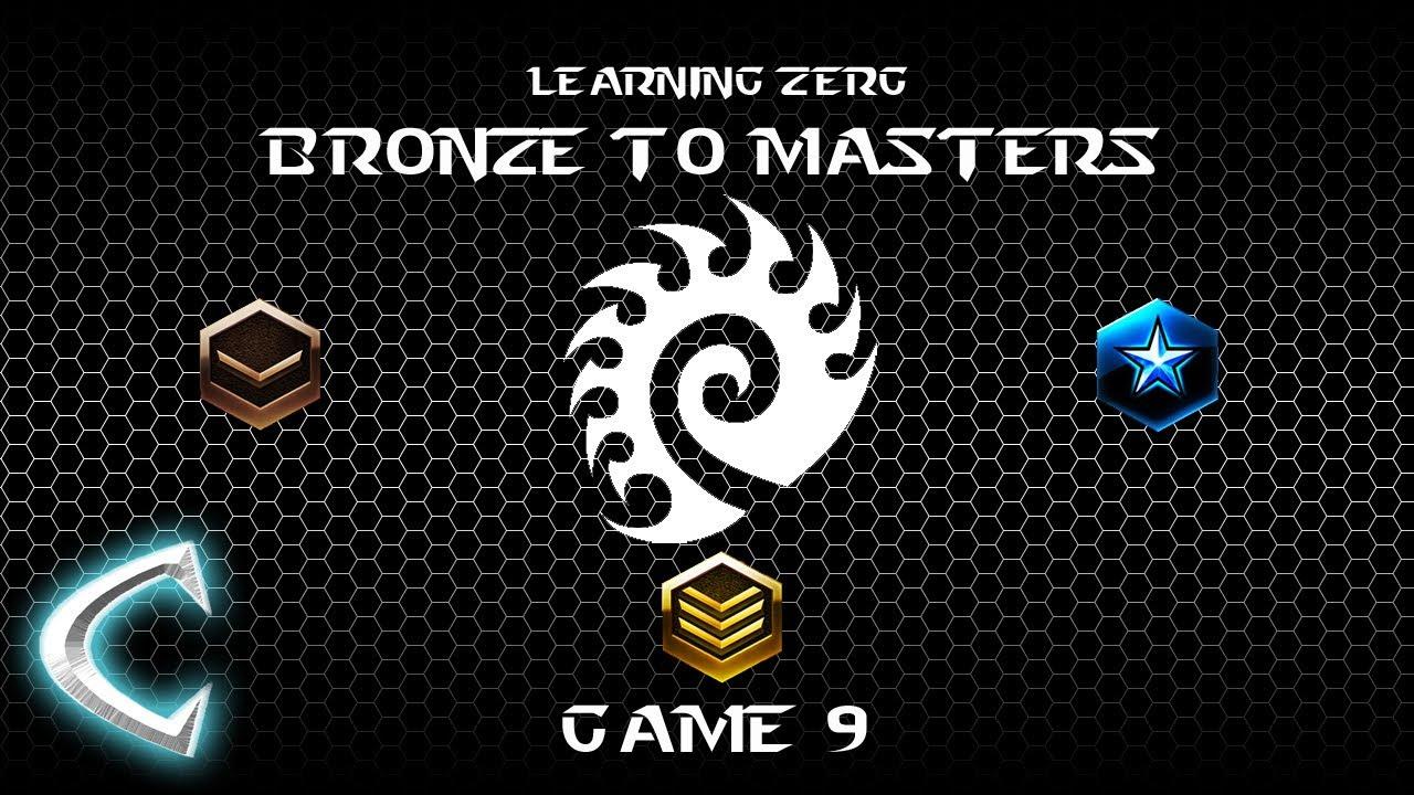 Starcraft Ii Zerg Roach Hydra Style Lets Play Bronze To