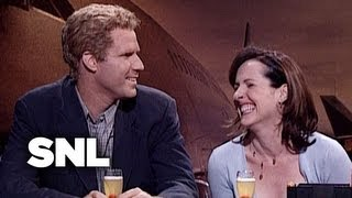 Airport Bar Blind Date - Saturday Night Live
