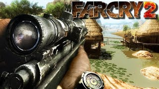 Far Cry 2 Sniper Gameplay PC