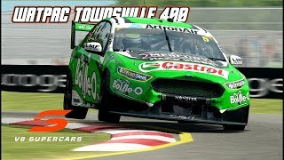 RF2 V8 Supercars 2018 R10 Watpac Townsville 400