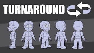 Video 2D Animation-Master the Character Turnaround & Model Sheet download MP3, 3GP, MP4, WEBM, AVI, FLV Agustus 2018