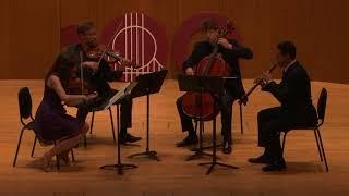 Mozart Oboe Quartet, 3rd movement (E. Izotov, M. VanDerSloot, J. Vinocour, N. Denton)