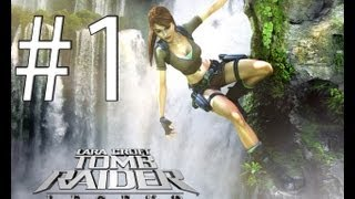 Tomb Raider Legend Walkthrough Part 1- Bolivia 1/2 [PC/Full HD]
