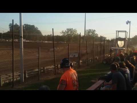 Late Model Heat 1  Charleston Speedway