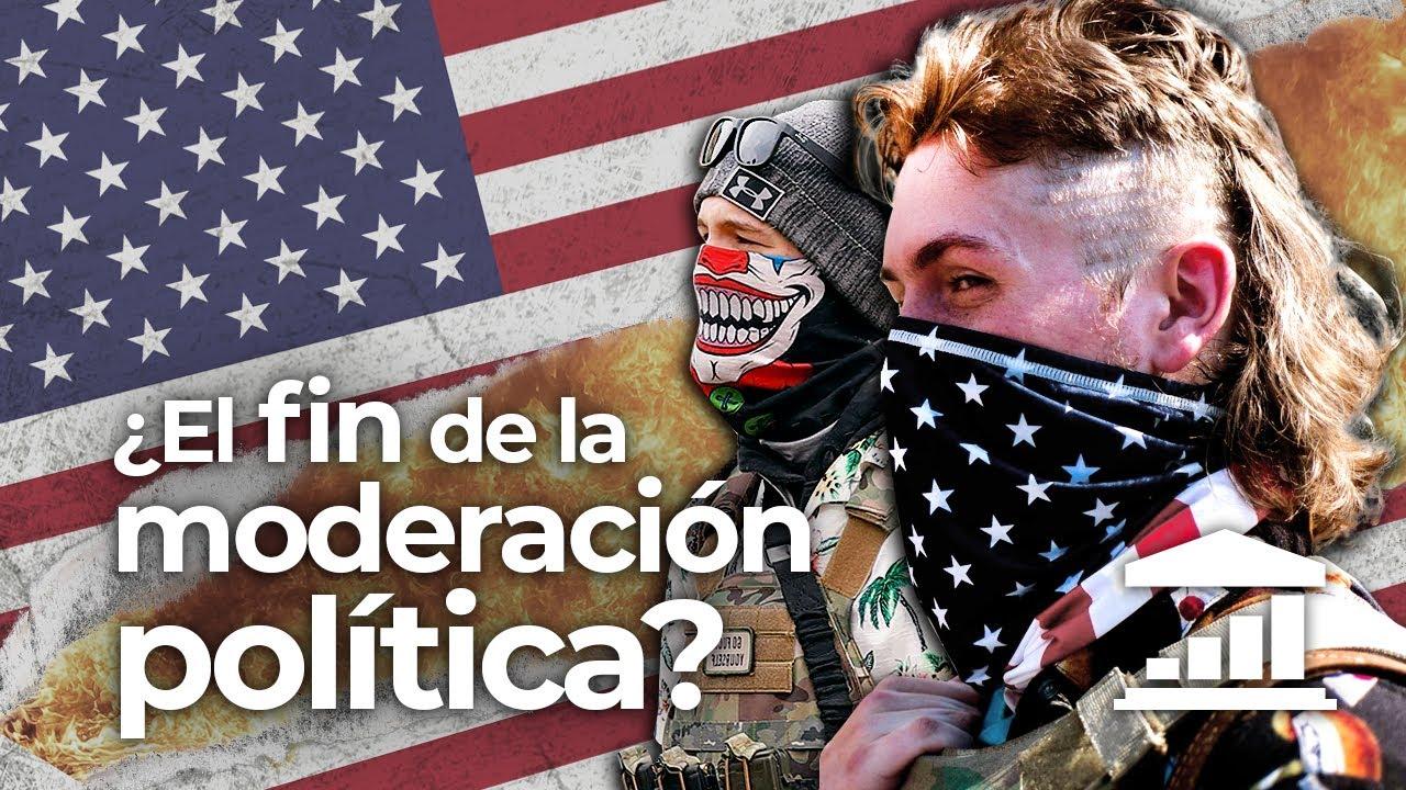 ¿Por qué USA está más POLARIZADO que NUNCA? - VisualPolitik