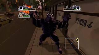 MOD VENOM Ultimate Spider Man Venom vs Green Goblin & Silver Sable