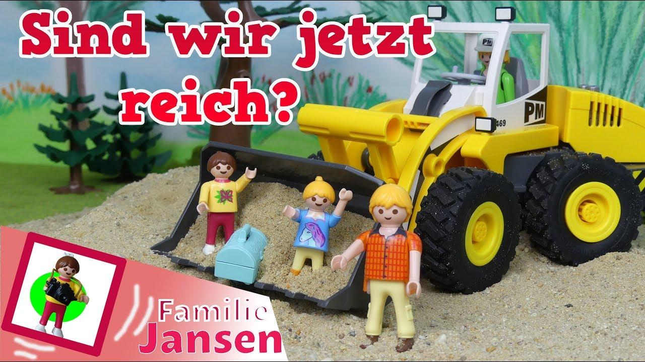 Playmobil Schatzkiste