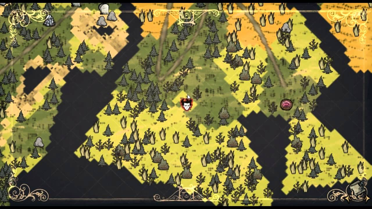 Dont Starve Mini Map Console Command   YouTube