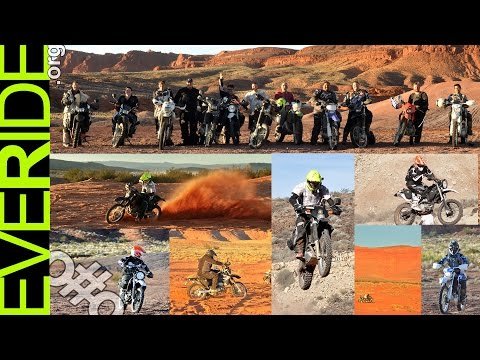 ENDURO ADVENTURE in the BADLANDS - Mini Documentary o#o