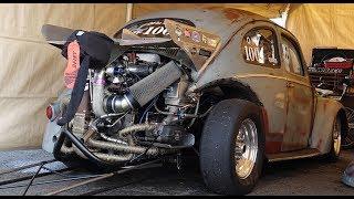 VW Beetles Of Doorslammers 2019