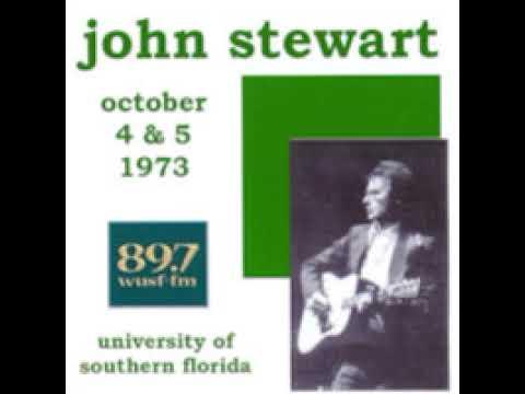 John Stewart: Tampa, Florida - 1973:  05 All American Girl