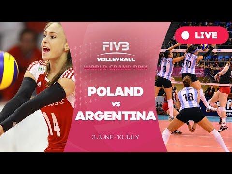 Poland v Argentina - Group 2: 2016 FIVB Volleyball World Grand Prix