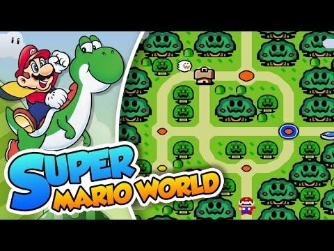 El bosque de los 100 caminos! - #05 - Super Mario World