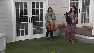 Plow & Hearth Metal Standing Pumpkin Garden Decor on QVC