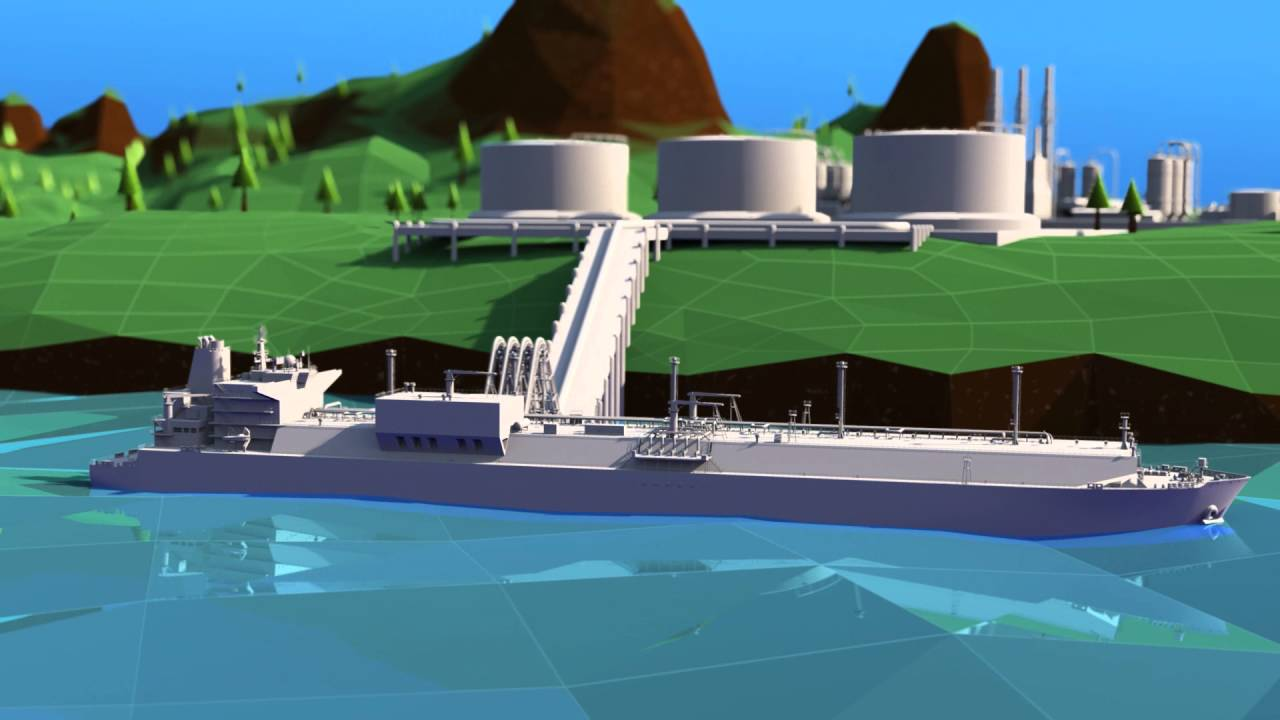 Download Liquefied Natural Gas (LNG) value chain