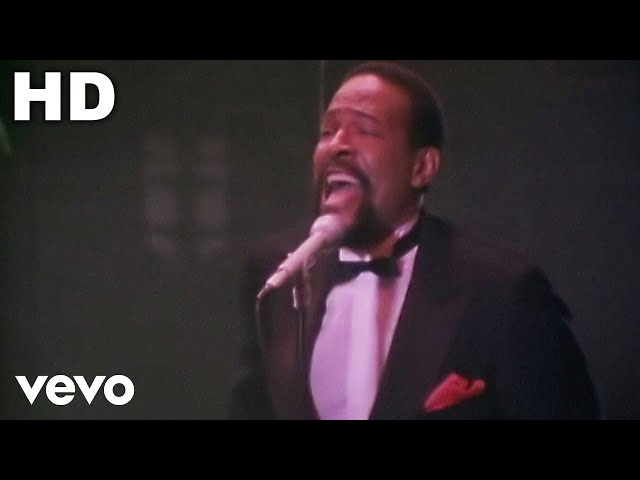 Marvin Gaye - Sexual Healing (Official HD Video)