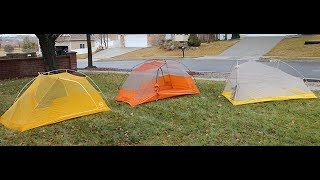 Big Agnes Tiger Wall UL2 vs. Copper Spur HV UL2 vs. Fly Creek …