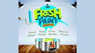 Fresh Paint Riddim Mix (2019) Mavado,Teejay,Jahmiel,Shenseea,Govana & More (Chimney Records)