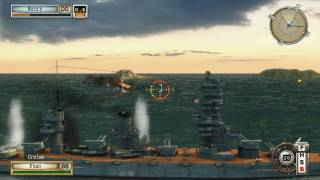 Battlestations Midway HD gameplay