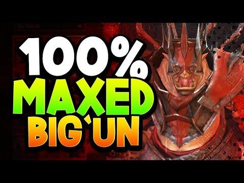 Raid Shadow Legends: Big 'Un Guide, Build & Comprehensive Review