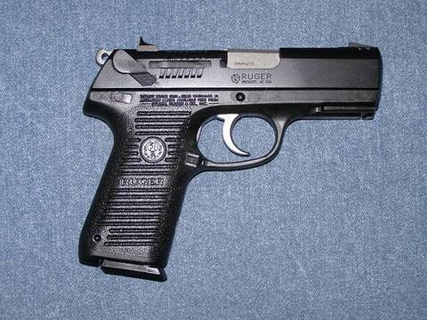 Ruger P95dc 9mm Handgun My Brothers Carry Weapon