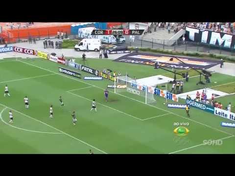 Corinthians 1 x 1 Palmeiras Campeonato Paulista