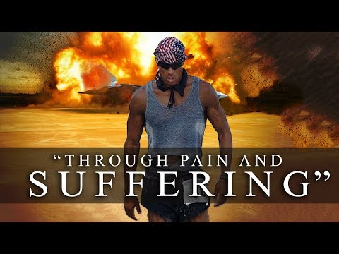 MENTAL TOUGHNESS – One of the Best Speeches EVER from THE TOUGHEST MAN ALIVE | David Goggins