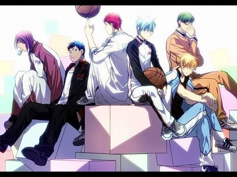 Kuroko's Basketball Season 2 Episode 2 - Kodiapps