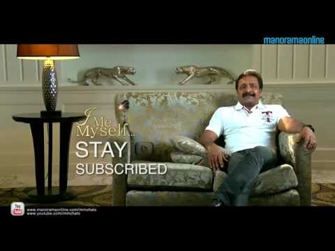 RENJI PANICKER in  I Me Myself